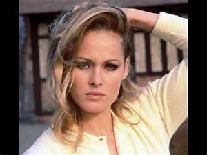 URSULA ANDRESS UNFORGETTABLE - YouTube