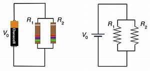 Resistors In Parallel And Series Wiring Diagram