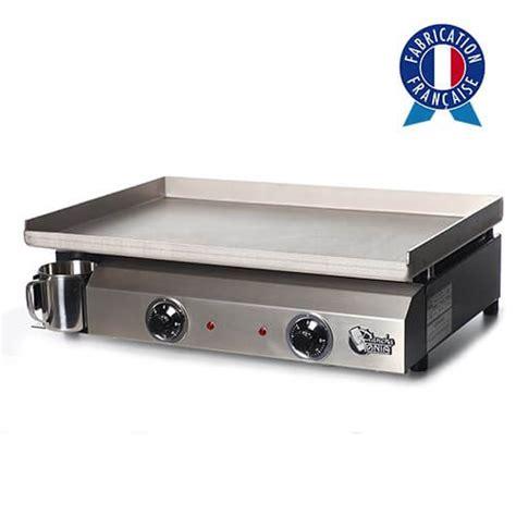 cuisiner à la plancha electrique grande plancha électrique inox electica plancha d