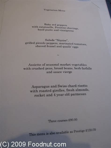 gordon ramsay royal hospital road restaurant review