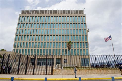 Retired cia officer finally gets treatment for symptoms of havana syndrome marc polymeropoulous was one of the first americans outside of cuba to report symptoms consistent with what's called. Havana Syndrome: Were Our Diplomats Attacked with Microwave Weapons?   American Council on ...