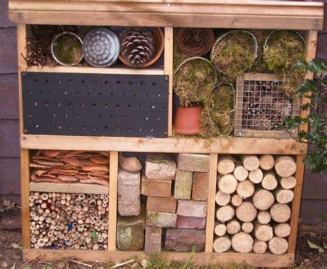 insektenhotel selber bauen mit kindern insektenhotel selber bauen 69 ideen und bauanleitungen archzine net