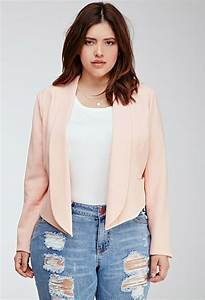 plus size blazer outfit (17) How to organize