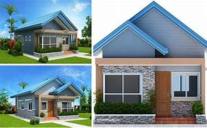 3 BEDROOM HOUSE PLAN WITH TOTAL FLOOR AREA OF 80 SQUARE ...