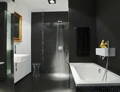 Frisch Schwarze Badezimmer Ideen Badezimmer Schwarz Sind Szene Individueller Gestaltungsideen