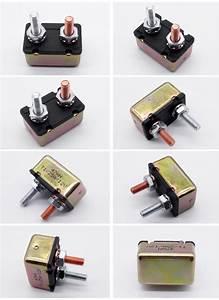 Car Type Mini Manual Reset Circuit Breaker