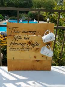 coffee mug holder diy pallet project  personalized mugs exploring domesticity