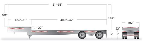 53 Step Deck With Rs by Step Deck Trailers