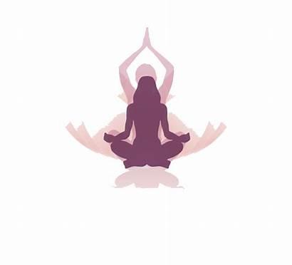 Icon Yoga Clipart Meditation Zen Clipground