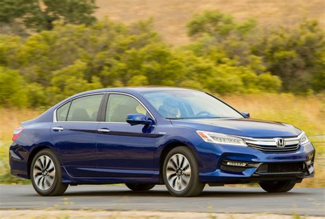 Honda Accord Hybrid 2017 by 2017 Honda Accord Hybrid Gets More Horsepower Better