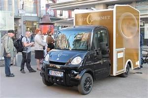 Food Truck Occasion : aixam mega foodtruck 12500 75016 paris paris ile de france annonces achat vente ~ Gottalentnigeria.com Avis de Voitures