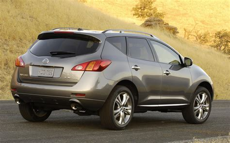 nissan crossover 2010 2010 nissan murano photos informations articles