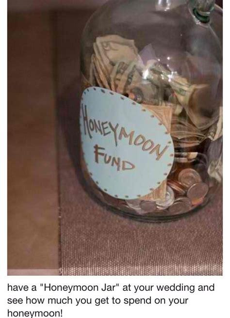 outrageous  people   weddings honeymoon jar