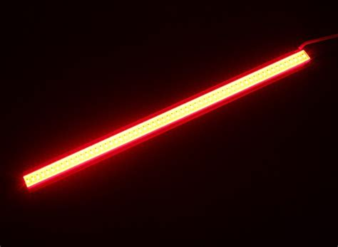 red led light strip 5w red led alloy light strip 120mm x 10mm 2s 3s compatible