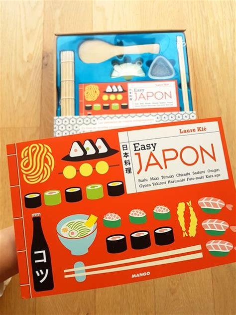 ustensiles cuisine japonaise coffret cuisine japonaise recettes et ustensiles laure kié