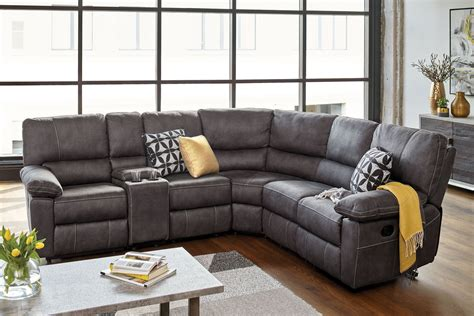 Corner Lounge With Recliner by Fabric Corner Recliner Lounge Suite Harvey Norman