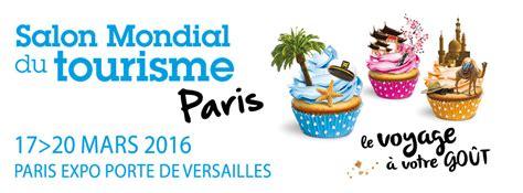Préparez Vos Prochains Voyages Au Mondial Du Tourisme à Paris