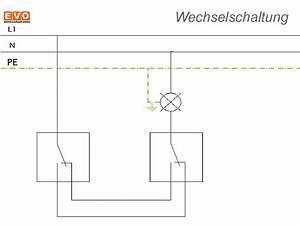 Schaltplan Für Wechselschaltung : wechselschaltung elektroverkauf elektro ratgeber ~ Eleganceandgraceweddings.com Haus und Dekorationen