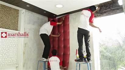 Marshalls Wallcoverings Install Wallpapers