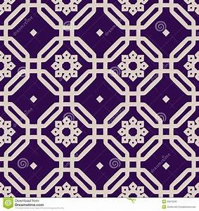 A Vector Simple Square Pattern Stock Vector - Image: 35876239