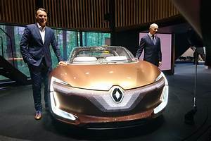 Argus Automobile Renault : renault symbioz la voiture vivre du salon de francfort 2017 photo 1 l 39 argus ~ Gottalentnigeria.com Avis de Voitures