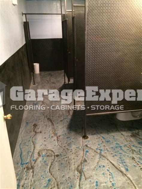 North Dallas Garage Experts   Recent Garage Floor Epoxy