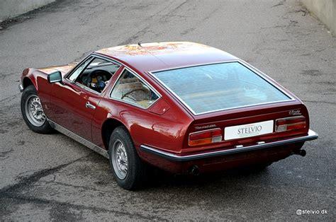 Maserati America by Maserati Indy America 4700 1972 Stelvio