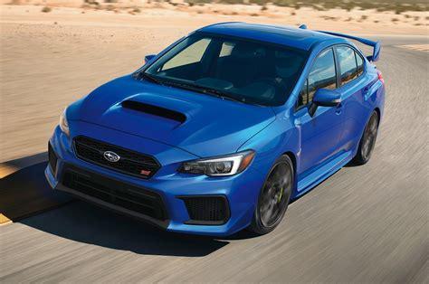 2018 Subaru Wrx Sti First Test Review