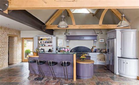 barn conversion kitchen designs cotswolds barn conversion homebuilding renovating 4317