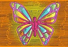 Pink Butterfly Free Vector Art - (9328 Free Downloads)