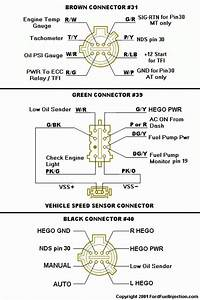 Fuel Injection Technical Library  U00bb Wiring Harnesses