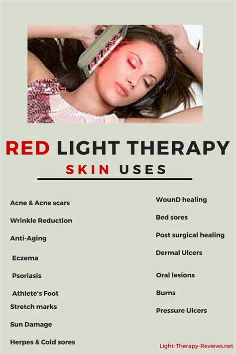red light for skin 32 best red light therapy images on pinterest red light