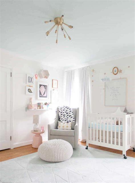 minimalist nursery bedroom furniture design ideas