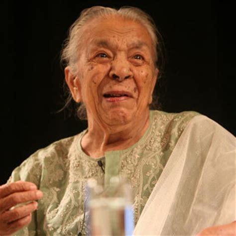 legendary actress zohra sehgal passes