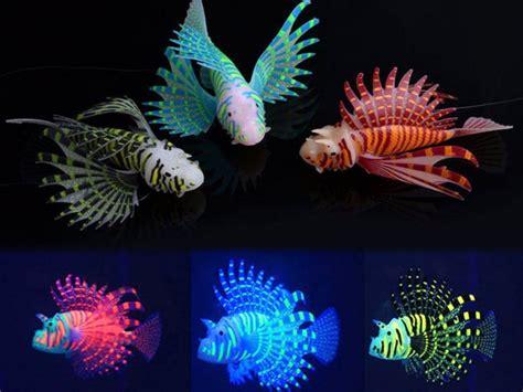 shining fish decoration  aquarium  shipping