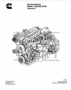 Download Cummins Engine Qsb6 7 Cm2350 B105 Service Manual Pdf