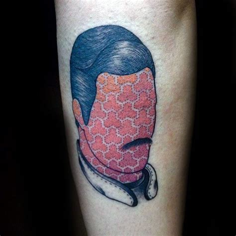 impressive freddie mercury tattoo ideas  designs
