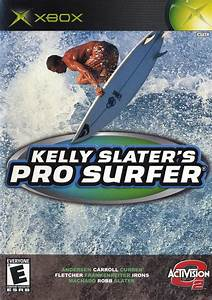 Kelly Slateru002639s Pro Surfer Box Shot For Xbox Gamefaqs