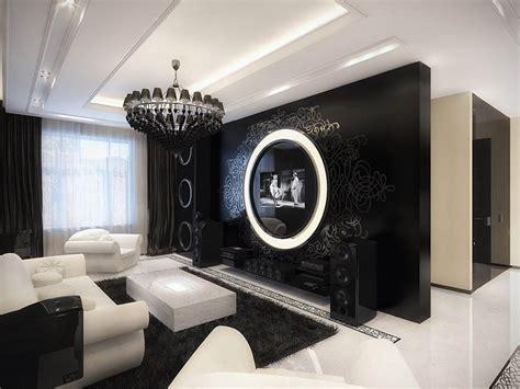 Decorating In Black & White