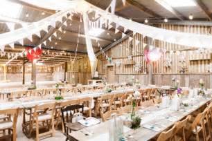 rustic barn wedding venues 32 beautiful uk barn wedding venues onefabday uk