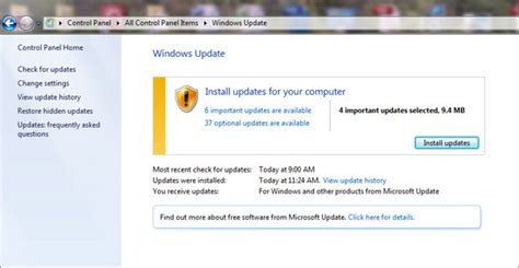 windows update stuck here s how to complete the installation