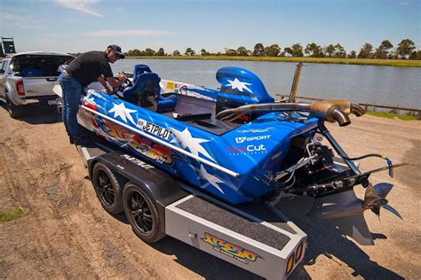 Ski Boats For Sale Mildura by How To Drive A 100mph Ski Race Boat Www Boatsales Au