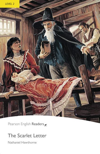 the scarlet letter 2 pearson readers level 2 the scarlet letter book