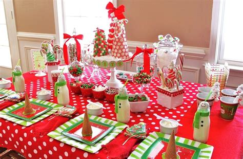 Christmas Party Ideas  Christmas Day 25