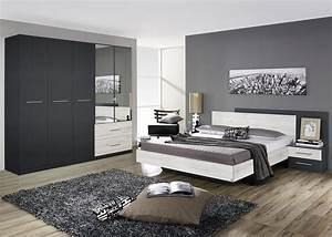Chambre A Coucher Mur Noir Raliss
