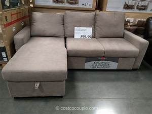 pulaski convertible sofa chaise With convertible sofa bed costco
