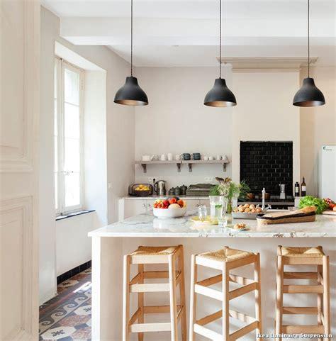 suspension luminaire cuisine design luminaire de cuisine contemporain eclairage interieur