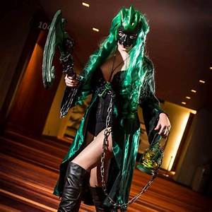 Fem-Thresh Cosplay Will Steal Your Heart as well as Your Soul