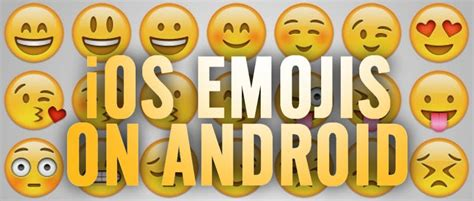 emoji android to iphone how to get iphone emoji on android devices