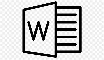 Putih Excel Word Hitam Gambar Microsoft Computer